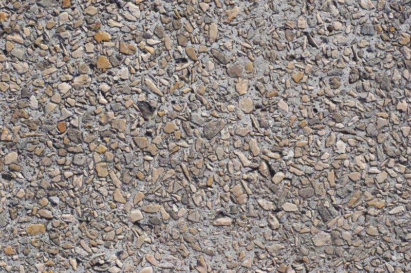 Hårdna med pebbles texturerar #2 royaltyfria bilder