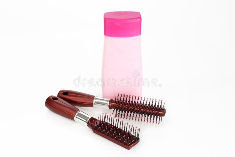 hårshampoo arkivfoton
