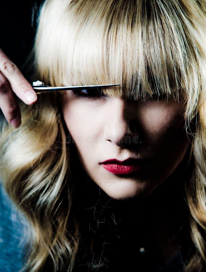 hårstylist fotografering för bildbyråer