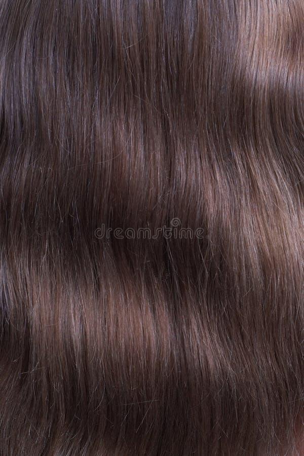 hårtextur arkivfoto