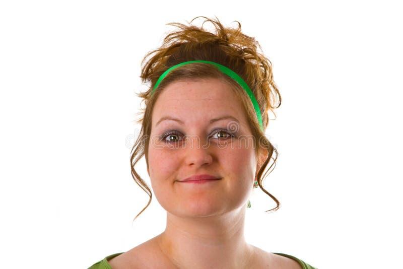 hårupdokvinna arkivfoton