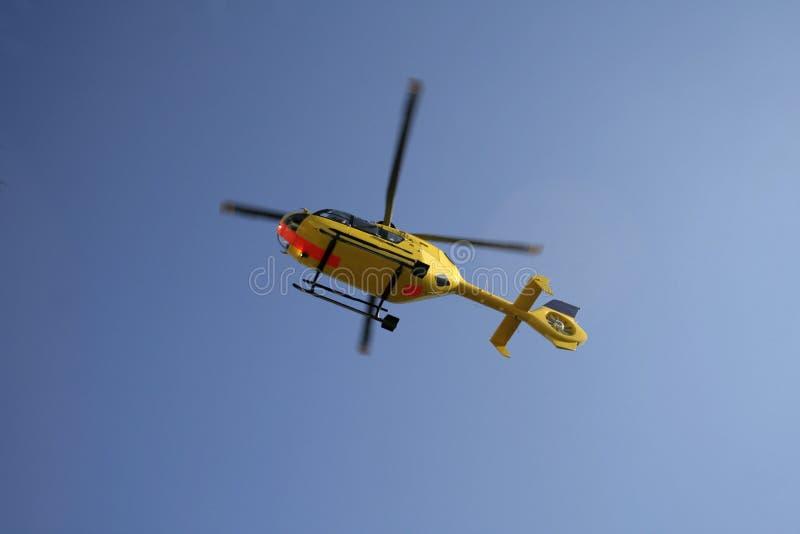 Download Hélicoptère photo stock. Image du découpeur, urgence, ambulance - 2142294
