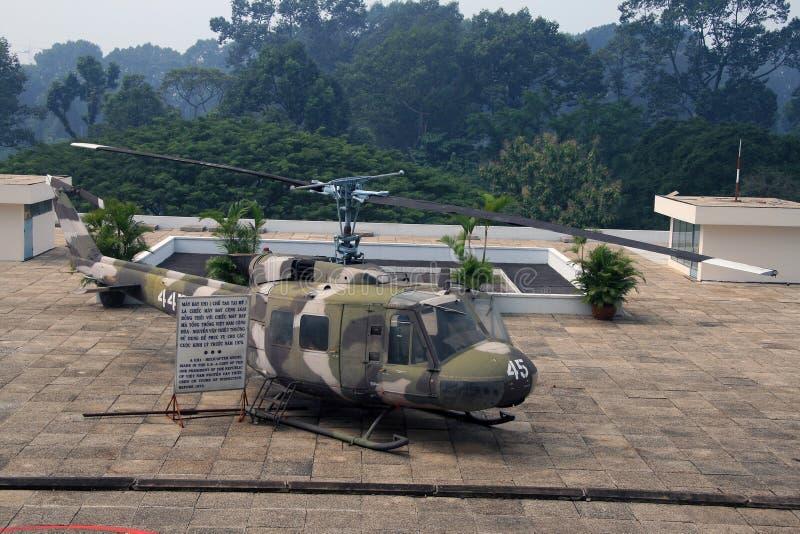 Hélicoptère de reproduction photographie stock libre de droits