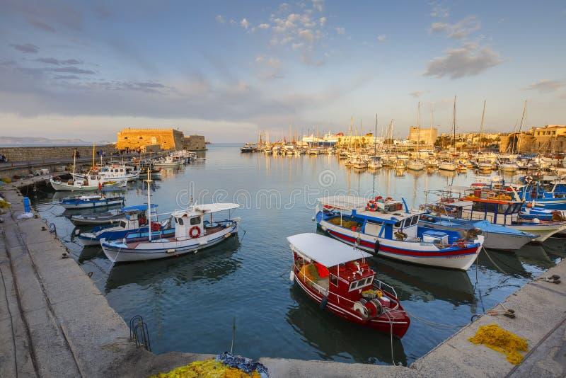 Héraklion, Crète photographie stock
