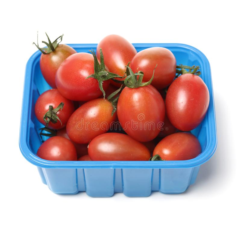 Héritage Cherry Tomatoes images stock