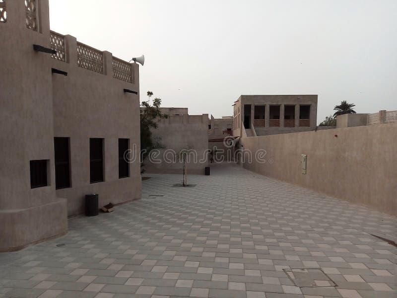 Héritage de Dubaï images libres de droits