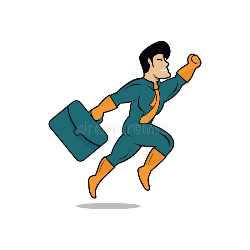 Héroe de la carrera libre illustration