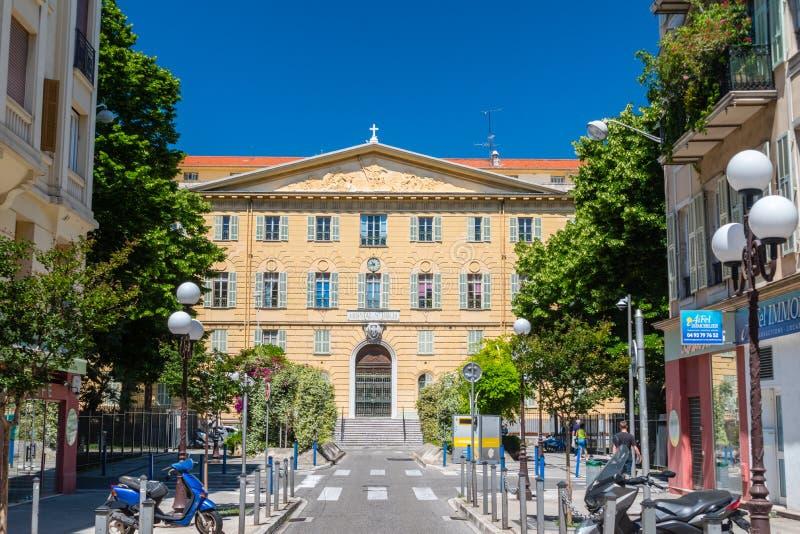 Hôpital de saint-Roch images stock