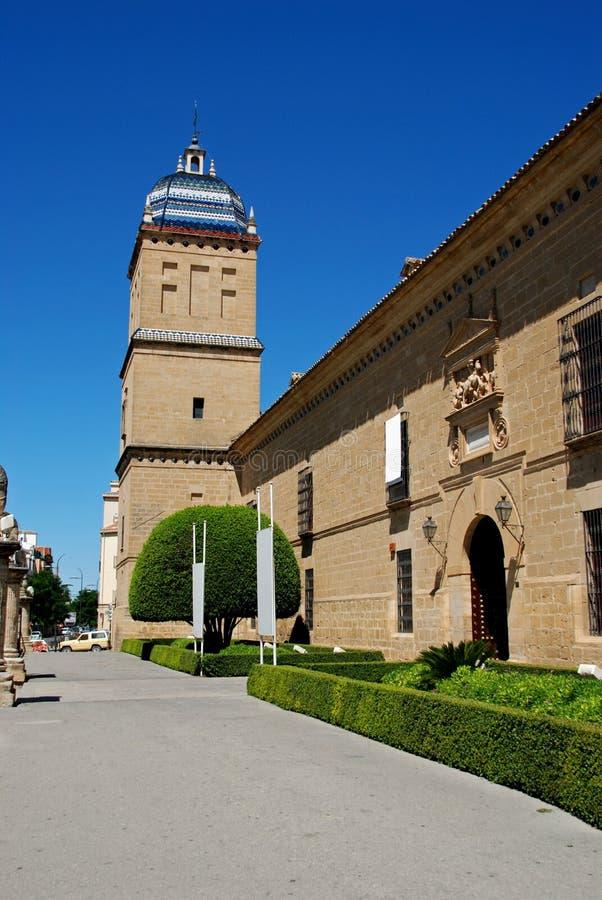 Hôpital de Santiago, Ubeda, Espagne. images stock