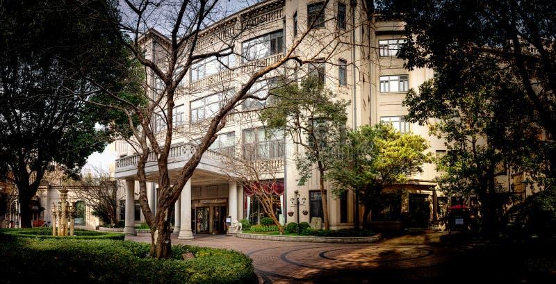 Hôtel de Donghu, Xuhui Changhaï image stock
