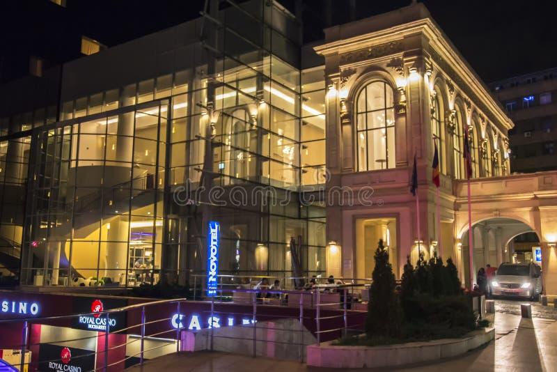 Hôtel de Novotel à Bucarest images stock