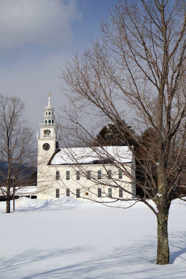 Hôtel de ville de Fitzwilliam, New Hampshire images stock
