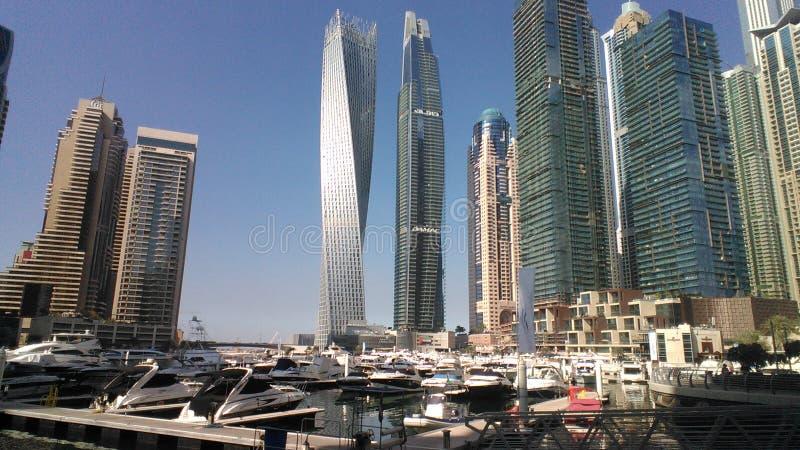 Hôtel Dubaï de maison de Grosvenor images libres de droits