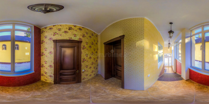 Hôtel Raduga Sotchi, Krasnaya Polyana image stock