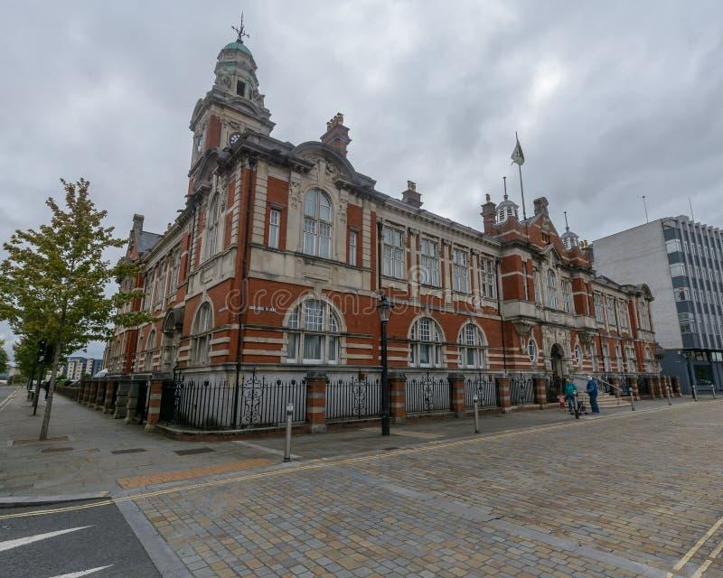 Hôtel Swansea de Morgans images stock