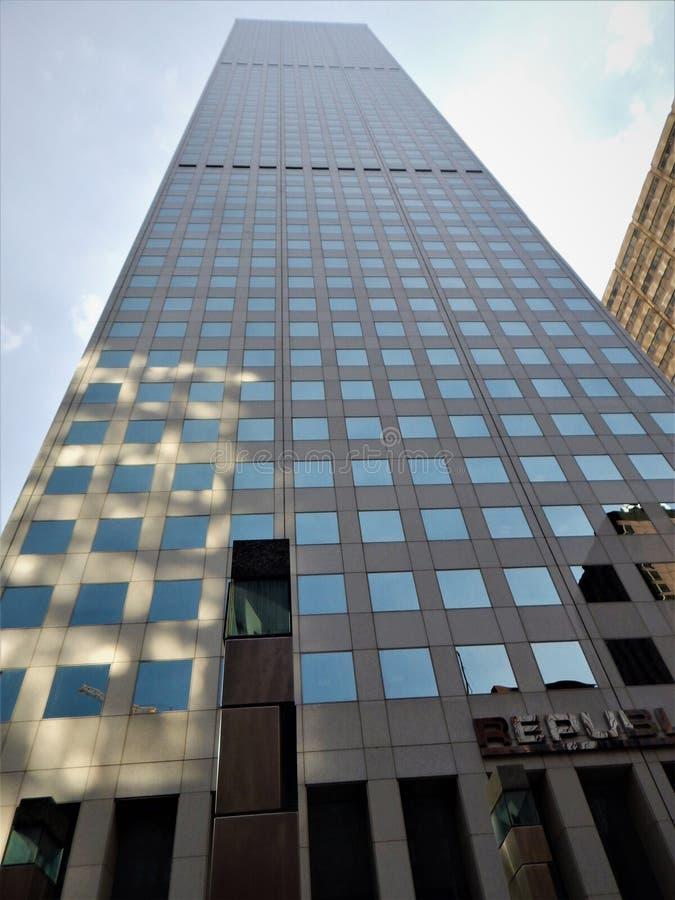 Höchstes Gebäude in Colorado stockfoto