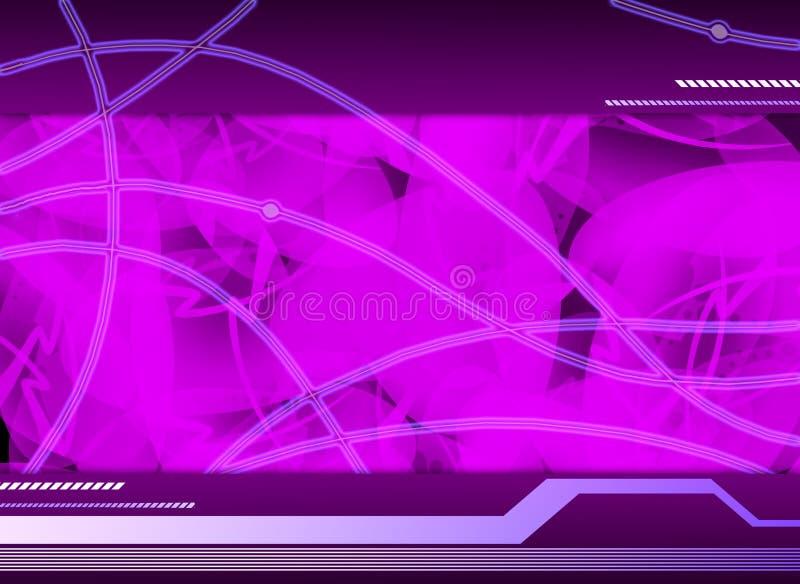 hög abstrakt bakgrund - tech vektor illustrationer