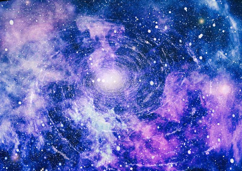 Hög bakgrund för definitionstjärnafält Stjärnklar yttre rymdbakgrundstextur Färgrik bakgrund för yttre rymd för himmel för stjärn arkivfoto