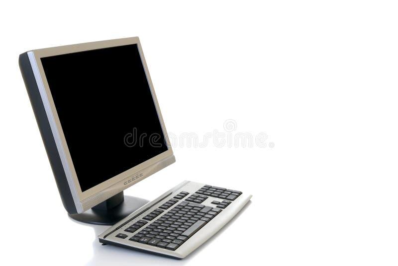 hög dator - tech royaltyfri bild