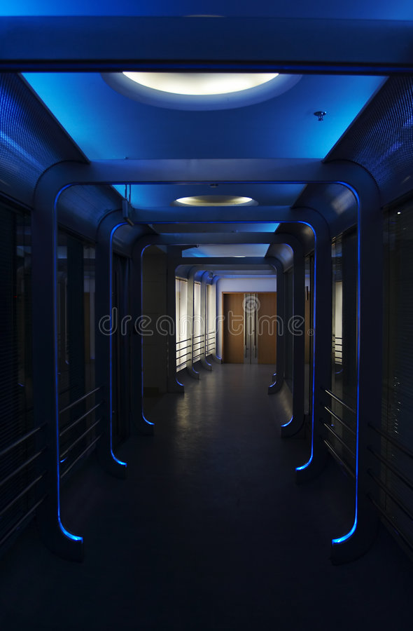 hög passagetech arkivfoton