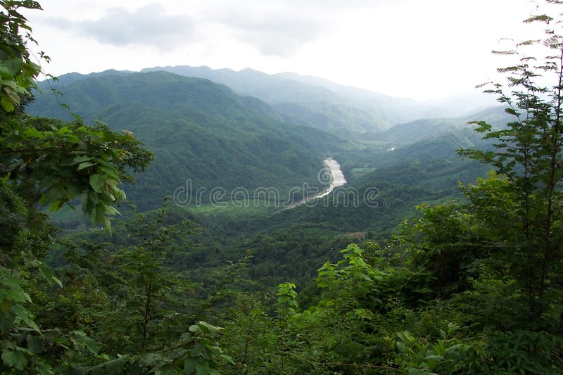 höglandhuatulco arkivbilder