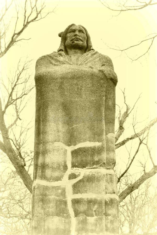 högsta indisk staty royaltyfri bild