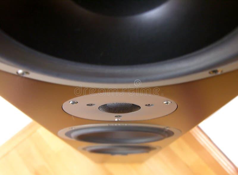 Download Högtalare fotografering för bildbyråer. Bild av signal, disktanthögtalare - 11519