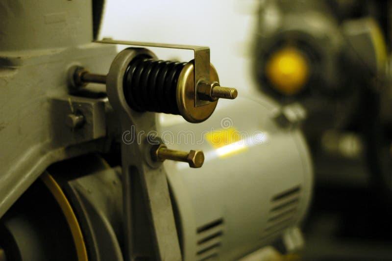 Höhenruder-Motor stockbilder
