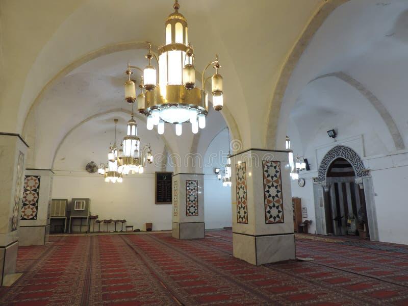 Höhle der Patriarchen, Jerusalem lizenzfreie stockbilder