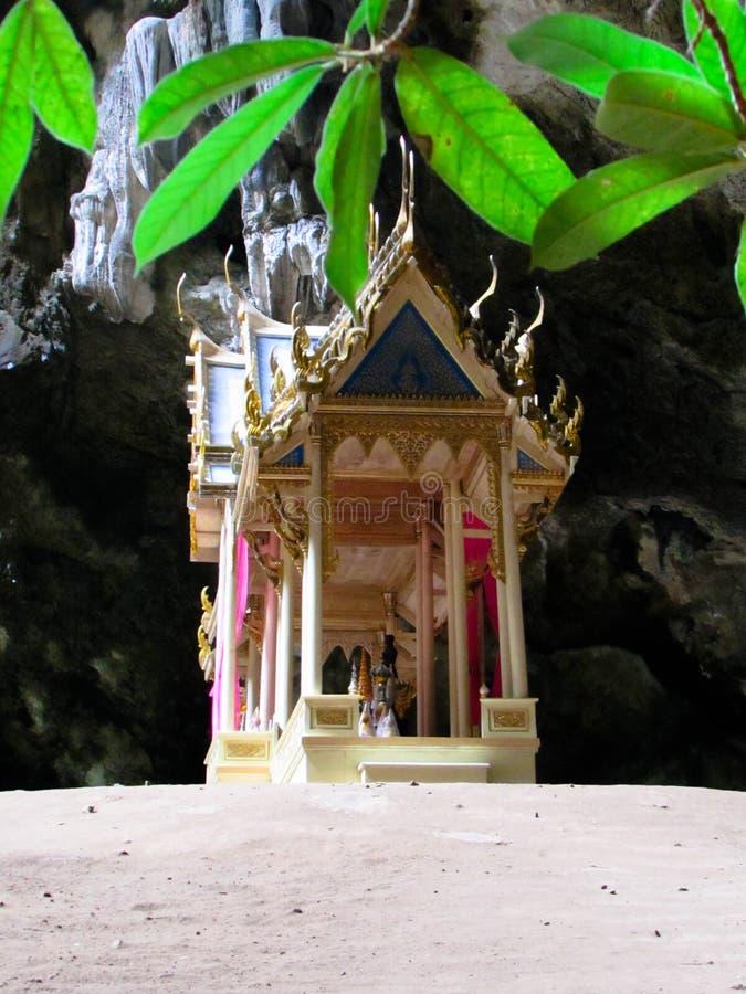 Höhle Phraya Nakhon stockbilder