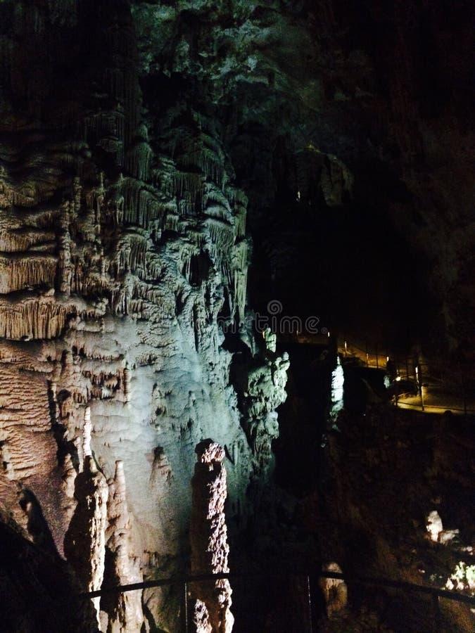 Höhlen in der Krim lizenzfreie stockbilder