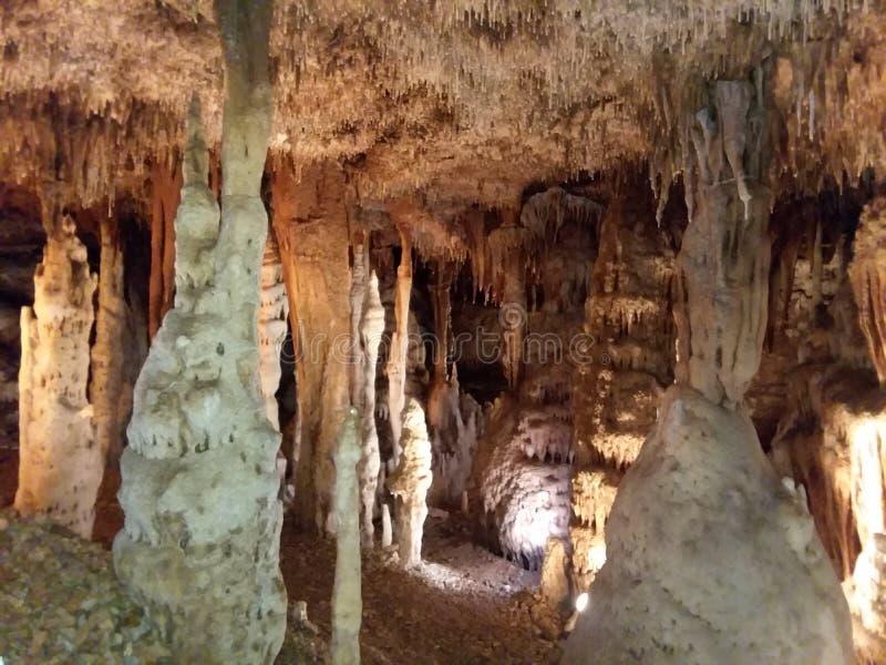 Höhlen-Wachstum stockfotografie