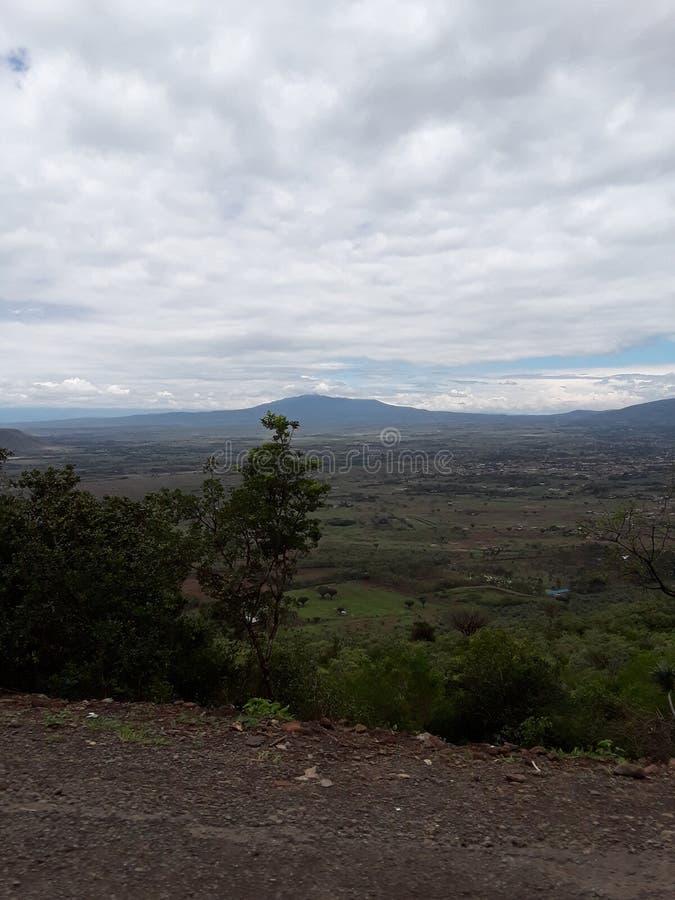 Höllentor Kenia lizenzfreie stockbilder
