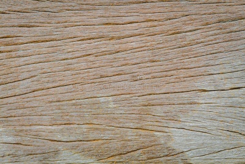 Hölzerne Beschaffenheit, hölzerner Planken-Korn-Hintergrund, Schreibtisch in der Perspektive lizenzfreies stockbild