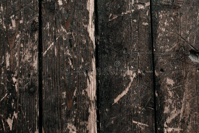 Hölzerne Beschaffenheit - Hintergrund des alten hölzernen Brettes lizenzfreies stockfoto