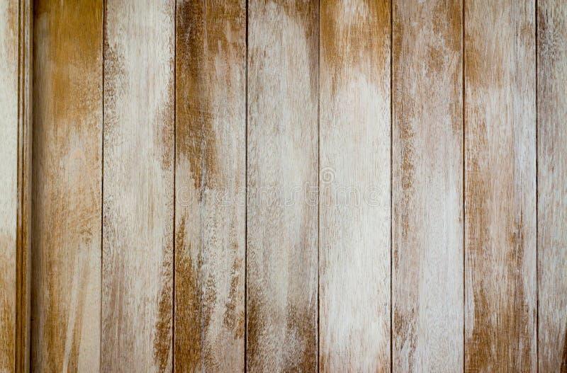 Hölzerne Beschaffenheit und Hintergrund alter Wand Browns, vertikal, horizontal lizenzfreies stockbild