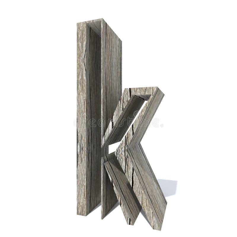 Hölzerne braune Guss- oder Art-, Bauholz- oder Bauholzindustrie stock abbildung