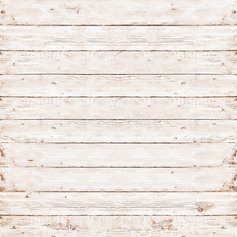 Hölzerne Kiefernplanken-Weißbeschaffenheit lizenzfreies stockbild