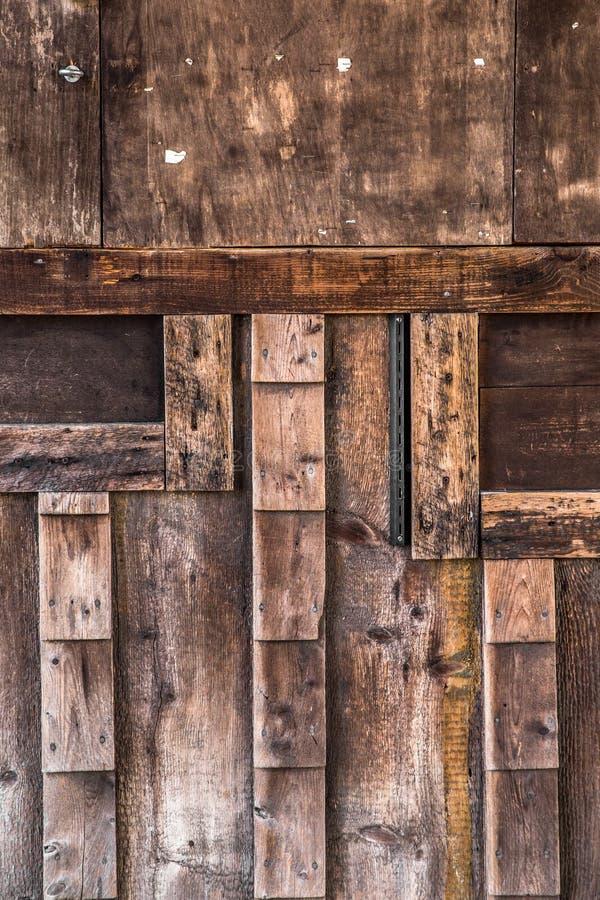 Hölzerne Panelbeschaffenheit lizenzfreie stockfotos