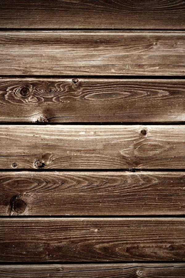 Hölzerne Planken stockbild
