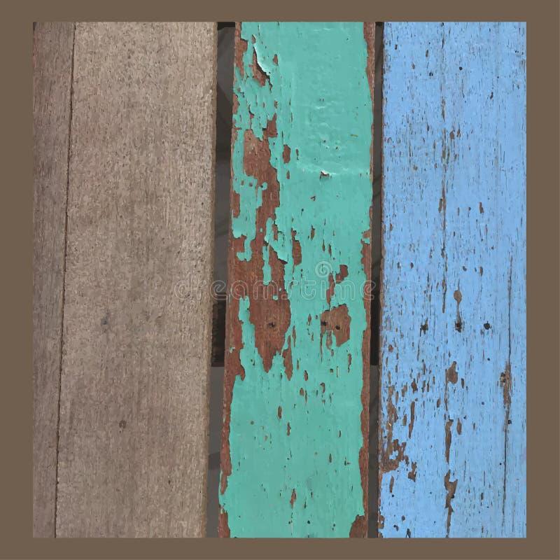 Hölzerne rustikale Schmutzbeschaffenheit, hölzerner Hintergrund stockfoto