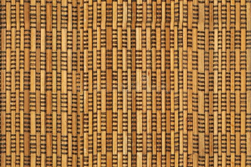 Hölzerne wattled Oberfläche lizenzfreie stockbilder