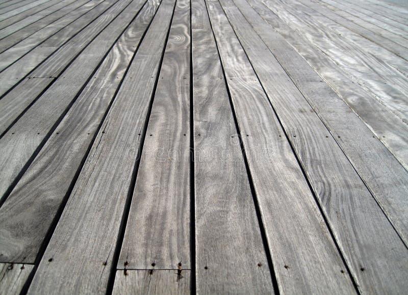 Hölzerner Fußboden lizenzfreie stockfotos