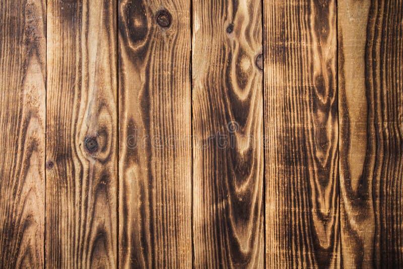 Hölzerner Hintergrund der dunklen broun Baum-Beschaffenheit lizenzfreie stockfotos