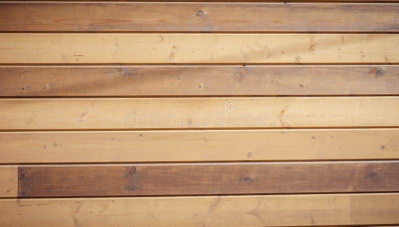 Hölzerner Hintergrund oder Beschaffenheit ihrer horizontalen Stöcke lizenzfreie stockfotografie