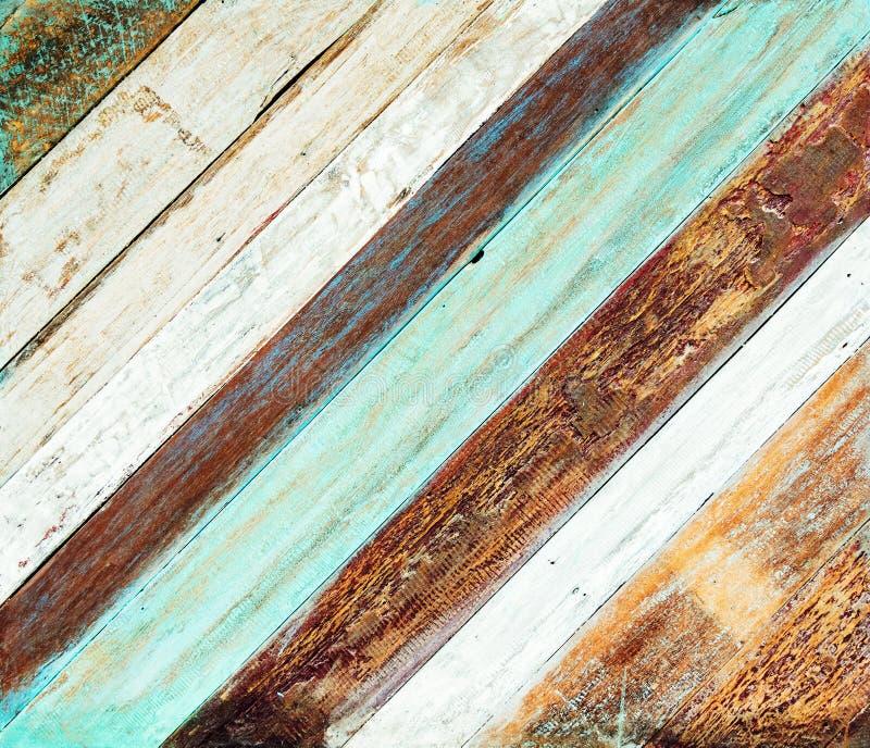 Hölzerner materieller Hintergrund für Weinlesetapete stockbilder