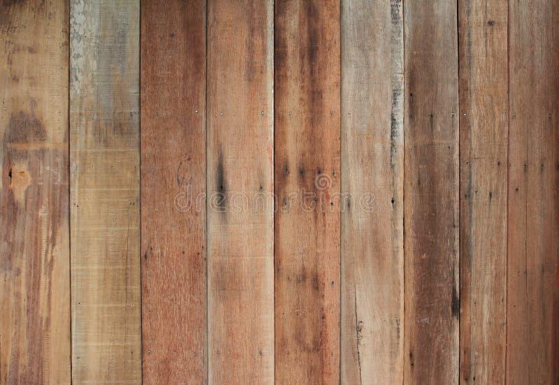 Hölzerner Plankenhintergrund der alten natürlichen Weinlese stockfotografie