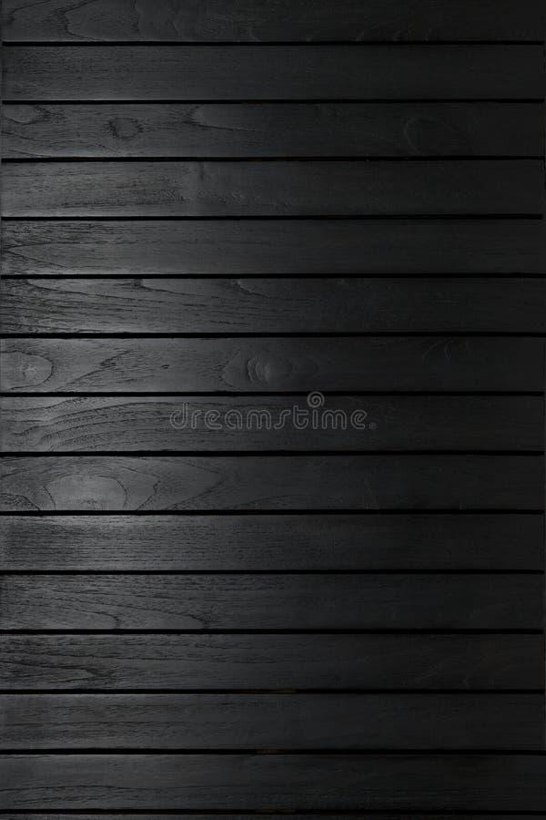 Hölzerner Schwarzweiss-Hintergrund stockbilder