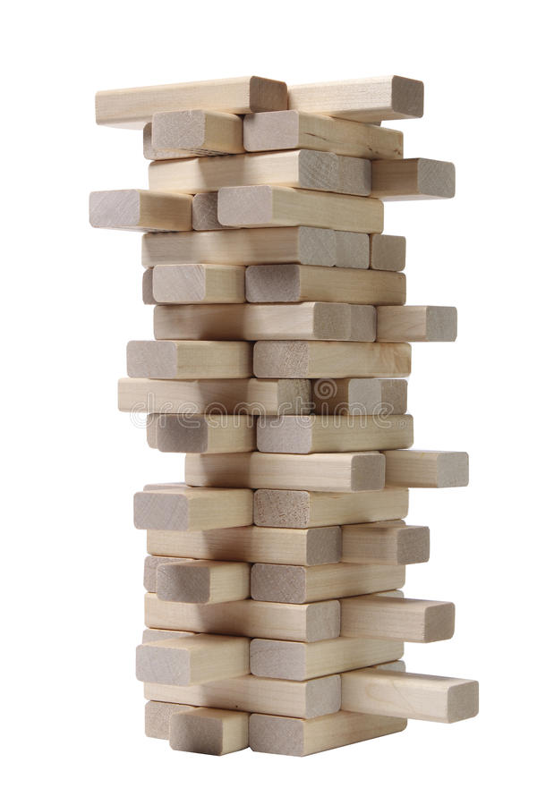 Jenga Turm