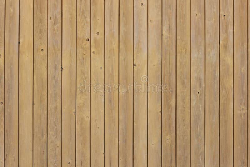 Hölzerner Zaun stock abbildung